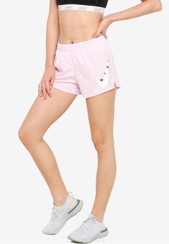 Nike pink Women's Swoosh Running Shorts 81D4CAAA4175D2GS_1