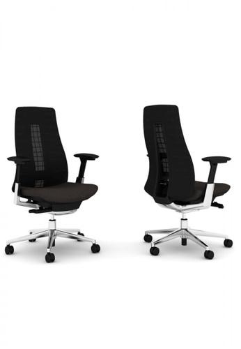 Haworth black Fern Task Office Chair 78DD7HL9F98954GS_1
