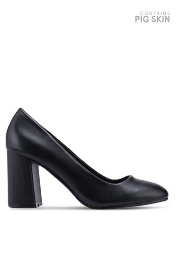 BETSY black Classic Pump Heels 85B6DSH8BC08F8GS_1