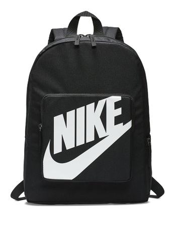 Nike black Y Nike Classic Backpack EC45EKCC8C63EDGS_1