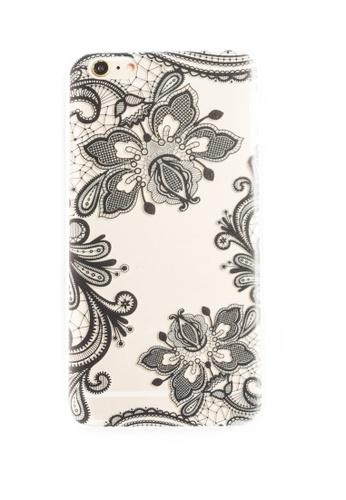 Fancy Cellphone Cases multi Flowerdala Soft Transparent Case for iPhone 6plus/6splus FA644AC38QNLPH_1