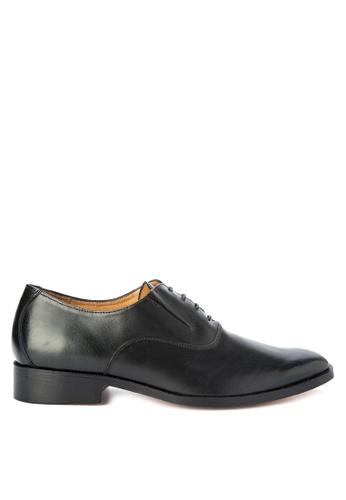 Bristol Shoes black Barry Plain toe Oxford BR842SH0KS53PH_1