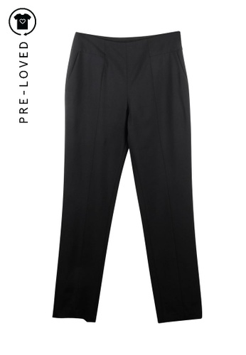 Theysken's Theory black theyskens theory Black Formal Pants 199A1AAEC5F96AGS_1