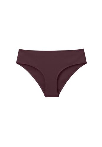 COS purple Brazilian-Fit Bikini Bottoms 461DDUS8026B5FGS_1