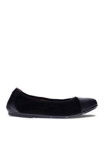 Vionic black Tina Ballet Flat 0E91ASH6BECA34GS_1