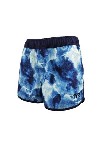 TYR blue TYR Lanae Boardshorts 39236AA8B3D7FEGS_1
