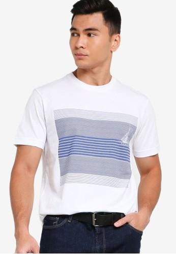 Brooks Brothers blue Sailboat T-Shirt 9D619AAFF75F76GS_1