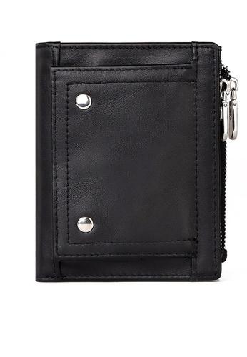 Twenty Eight Shoes Vintage Genuine Leather RFID Security Multifunctional Wallet BP913 75FCDACC1C99A3GS_1