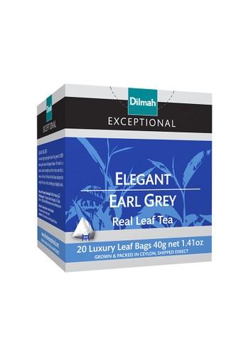 Dilmah Dilmah Exceptional Elegant Earl Grey Tea - Teh Celup F5DD7ES91D7778GS_1