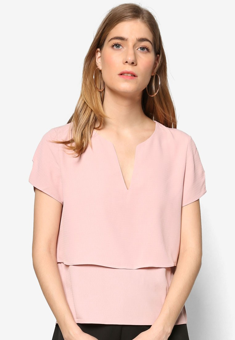 Collection Double Layered Top