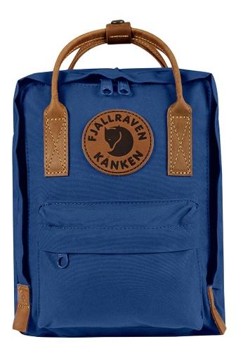 Fjallraven Kanken blue Deep Blue Kanken No.2 Mini Backpack 58DFEAC0276F79GS_1
