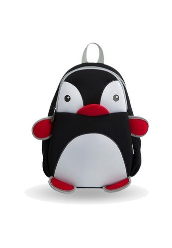 Nohoo black Nohoo Kids Backpack Penguin (Black) 46746KC66A24A9GS_1