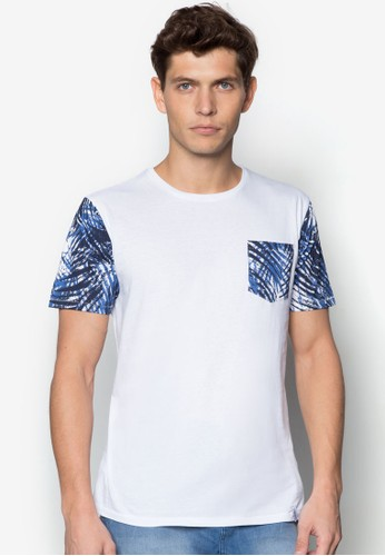Factorie multi Something In Your Pocket Tee FA113AA97CSCID_1
