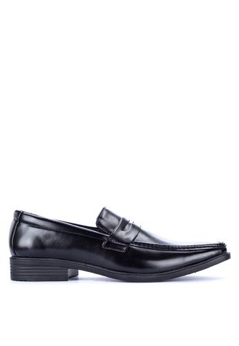H2Ocean black Gibb Formal Shoes 7EEEBSHEF229F5GS_1