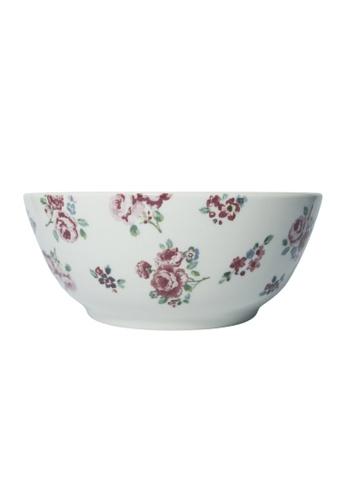 "Claytan Fragrance Rose - 7.2"" Noodle Bowl 09B17HL25C009AGS_1"