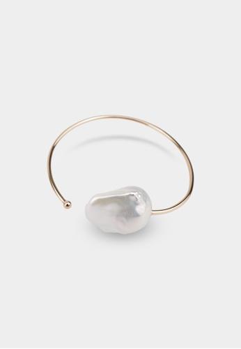 monojewelry BETH BAROQUE BANGLE 5520BAC95088DEGS_1