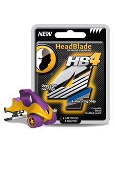 HeadBlade - Starter Gift Set (Purple ATX)