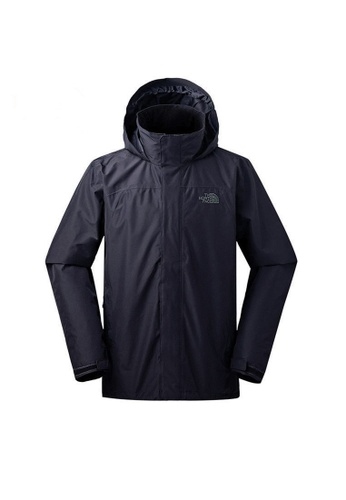 5ee31ea9c The North Face M Sangro Plus Jacket - Ap Tnf Black
