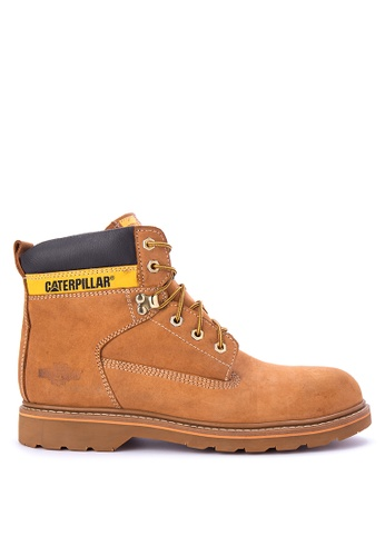 Caterpillar brown CWA-04 Boots CA367SH05OOSPH_1