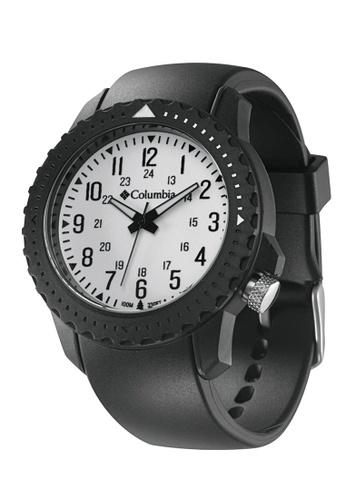 Columbia black Urbaneer III COCA020-004 Watch CO139AC65IDQSG_1