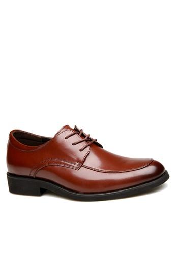 Twenty Eight Shoes brown Basic Business Shoes VMF31527 9AA13SHAA0525CGS_1