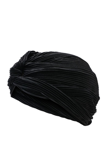 ALDO black Taranty Turban BA745AC60BC30EGS_1