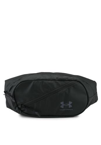 Under Armour green L4L Waist Bag 65F91AC6FD8657GS_1