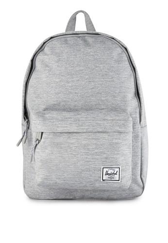 Herschel grey Classic Mid-Volume Backpack 870CCAC93B0B90GS_1