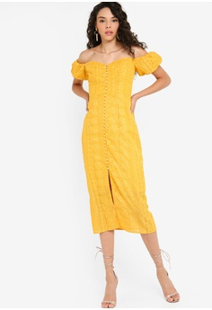 62eaa03e8fd1 20% OFF Finders Keepers Elle Dress S$ 274.90 NOW S$ 219.90 Sizes XXS XS S M  L