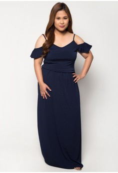 Plus Size Paradise Luxe Maxi Dress