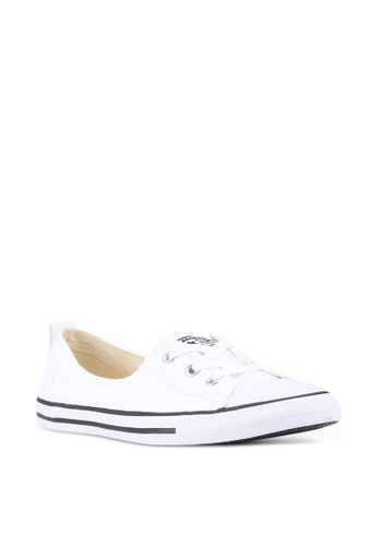 acdfcbcce6d Buy Converse Chuck Taylor All Star Ballet Lace Core Slip Ons Online on  ZALORA Singapore