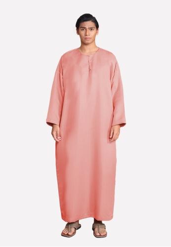 LosraVelda pink Abu Jubah 52B75AA3F26ADDGS_1