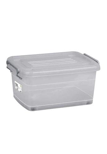 Nest Design Lab grey All-Purpose Storage Box With Wheels-Portable-Plastic-120l A3787HL365C5AEGS_1
