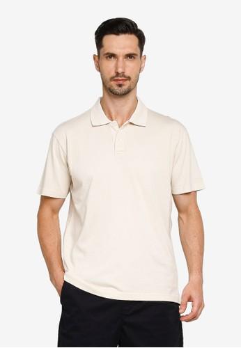 Gap grey Short Sleeves Jersey Polo Shirt 18078AA7A09FBAGS_1