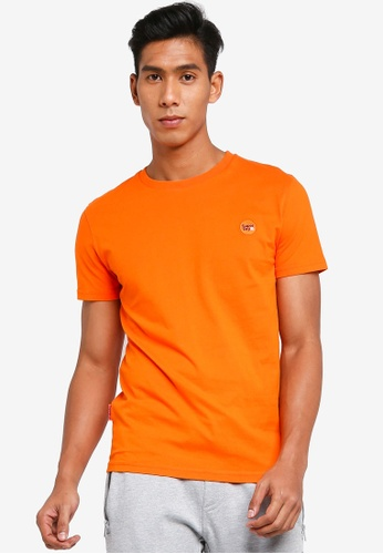 SUPERDRY orange Collective Tee E3312AA9469249GS_1