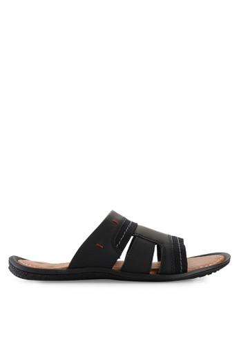 Pakalolo Boots black Slip On Sandal PA409SH02NZLID_1