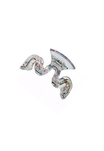 Glamorbit multi Holographic Claw Hair Clip 5D39DACF474A2CGS_1