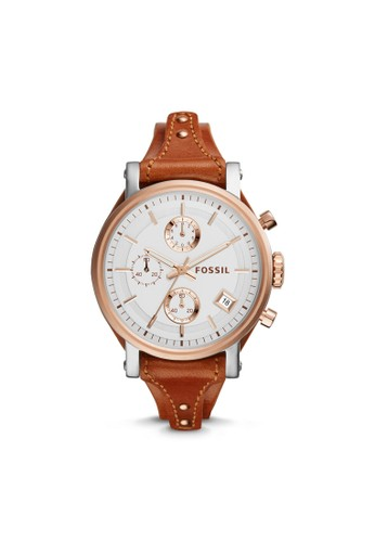 Fossil ORIesprit專櫃GINAL BF淑女型女錶, 錶類, 時尚型