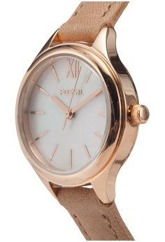Fossil Suitor Mini Watch BQ3134 RM 565.00. Sizes One Size. Fossil brown Fossil  Q Grant Brown Leather Smart Watch FO164AC16ZFJMY 1 d124417cf1