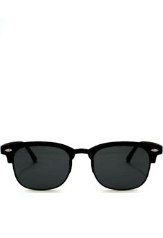 The TUS in Black Matte Sunglasses