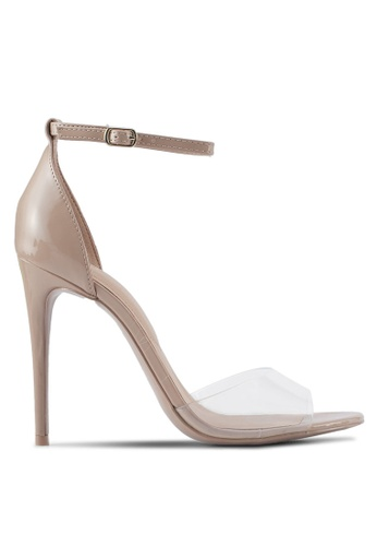 ALDO beige Ligoria Heels 4FFA5SH16C55E3GS_1