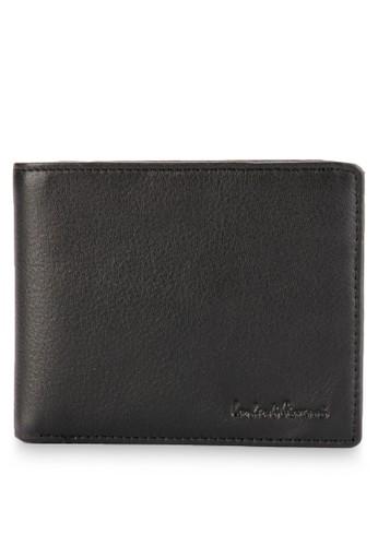 LOMBARDI GIOVANNI black Vino Trifolds Wallet 8C0EBACC13F614GS_1