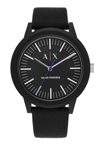 Armani Exchange black Watch AX2735 66DAFAC494797DGS_1
