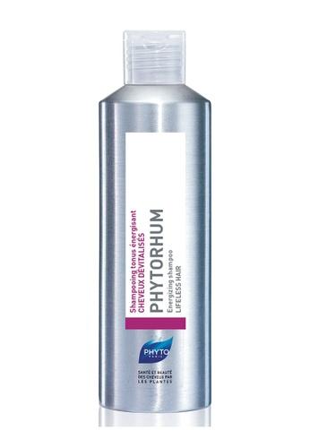 PHYTO Phytorhum Energizing Shampoo for Lifeless Hair PH934BE0GLTBSG_1