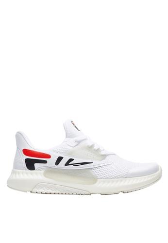 FILA white Fantastic EVO Sports Shoes C43C8SH4E251AFGS_1