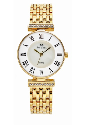 Bee Sister gold Japan Design Japan Movement Bee sister Pearl Watches 69F88AC81A3F0AGS_1