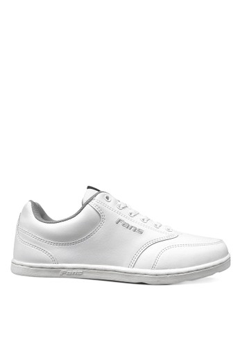 FANS white Fans Morio W - Casual and School Shoes White Grey FA469SH16IXBID_1