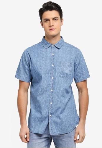 Cotton On multi Vintage Prep Short Sleeve Shirt 2D9E1AA8A9DD95GS_1