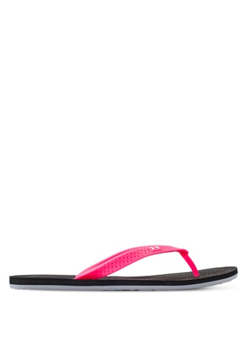 c0aa086120ce5d Buy Under Armour UA Women Atlanticdune Flip Flops Online on ZALORA ...