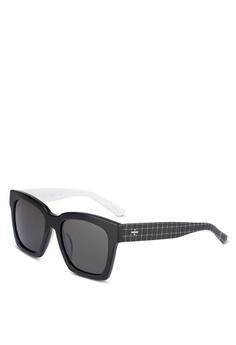 64a2ce9af249 BLANC   ECLARE black New York Sunglasses 7C32DGLE937B2CGS 1
